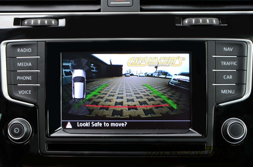 vw rear view camera rvc golf 7 vii composition media discover media pro. Black Bedroom Furniture Sets. Home Design Ideas